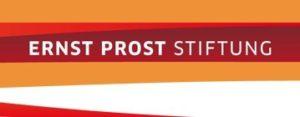 Die Ernst-Prost-Stiftung unterstützt uns seit Jahren sehr großzügig  bei den unterschiedlichsten Projekten