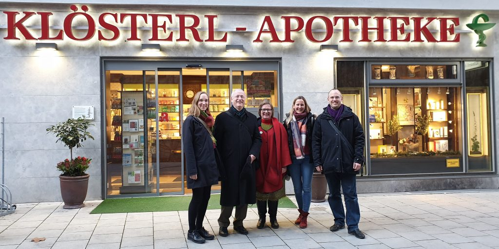 Klösterl apotheke münchen
