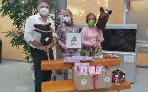 Spenden für schwerkranke Kinder